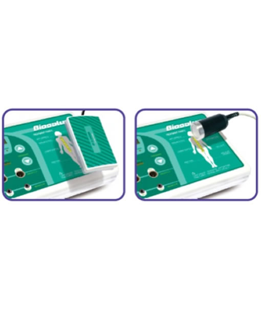 medicinska magnetna terapija z magnetno ploščo in magnetno lučjo