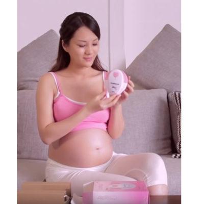 spremljanje nosečnosti in razvoj dojenčka